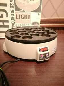 電気 卓上たこ焼き器 H-6776たこ焼き器