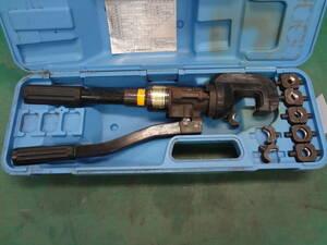 ■泉精器 T形コネクタ用 手動油圧式 圧着工具 15号B イズミ IZUMI 【9】