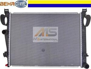 【M's】R230 ベンツ SL500 SL550 SL600(V8/V12)BEHR_HELLA製 ラジエーター//純正OEM ラジエター M113/M275 C230 SLクラス 230-500-0303