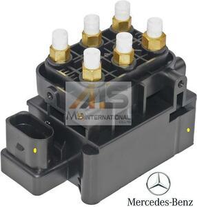 【M's】W222 C217 ベンツ AMG Sクラス (2013y-) 純正品 エアサスバルブブロック//正規 S550 S600L S550 S63 S65 099-320-0058 0993200058