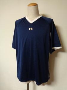アンダーアーマー UNDER ARMOUR c 半袖シャツ vネック Tシャツ