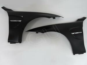 ▼ BMW 4シリーズ 用 M4 タイプ 左 右 フロント フェンダー セット エア ブリーザー サイド グリル F32 F33 F36 グラン クーペ カブリオレ