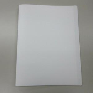 ★ 新品未使用品 A4 ファイル ホワイト (か)