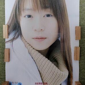 【非売品】★送料無料★ポスター 椎名へきる hm3 SPECIAL VOL.23 2002年4月号 声優