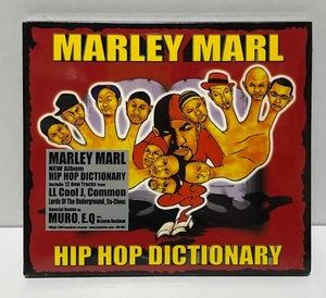 ※即決 新品・未開封 希少CD MARLEY MARL  【 HIP HOP DICTIONARY  】 マーリィマール 発表音源集 ヒップホップ