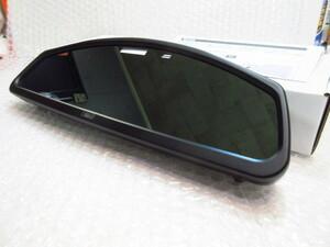 BMW ワイド・リアビューミラー/ブルー LOGO無し 【Studie製】 新品/2018年以前モデル用/