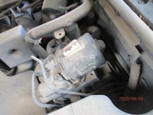 # Jaguar XJ6 X300 ABS pump unit used MNA5920 AB parts taking equipped brake caliper, rotor control module pedal #