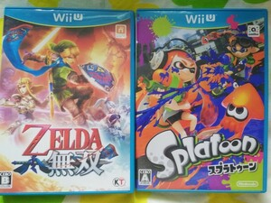 【Wii U】 ゼルダ無双 [通常版] スプラトゥーン