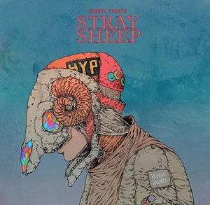 即決 シリアル封入 米津玄師 STRAY SHEEP CD+DVD+アートブック アートブック盤(初回限定) 新品未開封