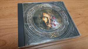 Rage / レイジ 10 Years In Rage The Anniversary Album 国内盤 帯なし