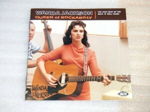 Wanda Jackson ワンダ ジャクソン Queen Of Rockabilly The Very Best Of The Rock 'N' Roll Years/ 女流 ロカビリー 30曲入良質ベスト