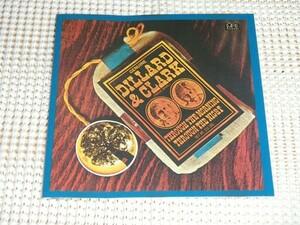 廃盤 UK初出 Dillard & Clark ディラード クラーク Through The Morning Through The Night / Edsel / Byron Berline Sneaky Pete 等参加
