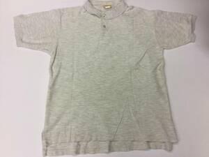 良品 80s USA製 LLビーン LLBEAN 2色タグ コットン ポロシャツ