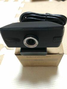 ウェブカメラ WEBカメラ 広角 高画質HD1080P  30fps200万画素