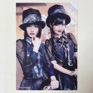 AKB48◆松井珠理奈 渡辺麻友◆UZA◆HMV店舗特典生写真◆即決