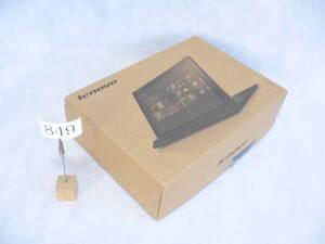 【ほぼ新品】10.1FHD超高精細WUXGA(1920×1200) タッチP Lenovo MIIX3 Z3735F-Max1.83GHz/eMMC64GB/Win10/Office2019Pro+純正KB付 即使可