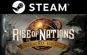 即日対応!【PC/STEAM版】ライズ オブ ネイション 民族の興亡 DLC付き Rise of Nations Extended Edition RoN 日本語可