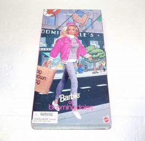 MATTEL(マテル社) Barbie:バービー  アット ブルーミングデールズ 16290 847989AA1045-249