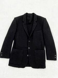 Y`s for men ツイードジャケット sizeS ワイズフォーメン ヨウジヤマモトプールオム メンズ 秋冬 ネイビー ブラック