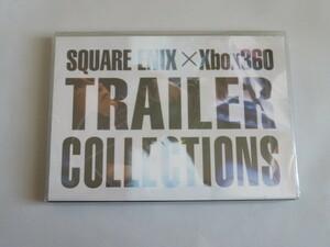 SQUARE ENIX × Xbox360 TRAILER COLLECTIONS  スクウェア・エニックス トレイラーコレクションズ
