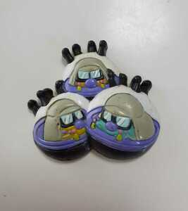激レア くっつくんです アンパンマン『 かびるんるん 』マグネット 磁石 コレクション 男の子 女の子 赤ちゃん 玩具 おもちゃ フィギュア
