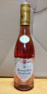 アルベール・ビショー ボージョレ・ヌーボー ロゼ 375ml 2010 ワイン