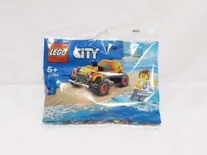 送料無料!!1入札で1点【レゴシティ ポリバッグ 30369】非売品 購入特典 レゴ LEGO CITY ミニフィグ サーファー ミニセット