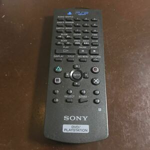 SONY PlayStation2 リモコン