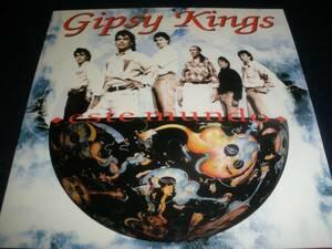 ジプシー・キングス エステ・ムンド ジプシー・キングスの世界 オー・マイ スペイン リマスター オリジナル 紙 美 GIPSY KINGS Este Mundo