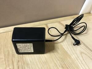 純正アダプター 電源コード CASIO カシオ DH-500 with MIDI 電子 デジタル ホーン サックス用