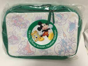 TDR東京ディズニーリゾート バケーションパッケージノベルティ2WAYバッグ