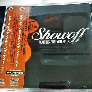 CD ショーオフ ウェイティング・フォー・ユー 国内盤 ポップ・パンク
