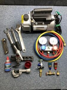 ③[ в аренду ] включая доставку manual есть 3.4 день вакуумный насос кондиционер газ Charge коллектор мера соответствует холодный .R134a R32 R410a R404a