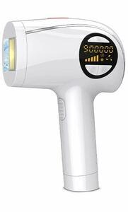 脱毛器 光脱毛器 99万発照射 永久脱毛 冷感モード付き IPL光脱毛 脱毛器
