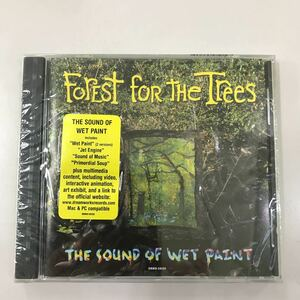 CD 未開封【洋楽】長期保存品 FOREST FOR THE TREES