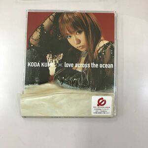 CD 中古☆【邦楽】倖田來未 love across the ocean