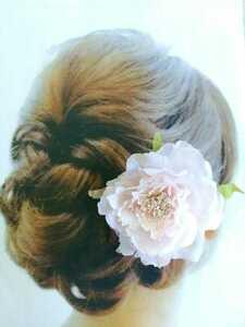 【Y78】 в японском стиле западных волос орнамент корсаж розовый og