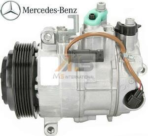 【M's】W204 C300 C350 / R172 SLK350 (V6) 優良社外品 エアコンコンプレッサー//ベンツ ACコンプレッサー 000-830-2100 0008302100