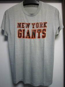 80's OLD NEW YORK GIANTS アメフト ニューヨーク ジャイアンツ フットボール NFL  オールド Tシャツ ビンテージ ヴィンテージ