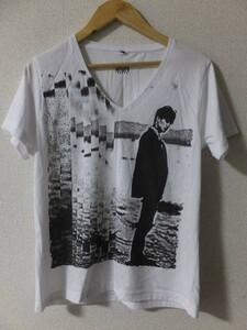 福山雅治 Tシャツ Mサイズ BROS.TV PRESENTS FUKUYAMA JKT-ART-T BOOTS 受注生産 限定品