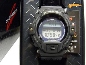 G-SHOCK 買取のGRAVITY◇未使用◇DW-9300BM-1T MEN IN BLACK2(メンインブラック)RAYSMAN(レイズマン)タフソーラー )CASIO/G-SHOCK