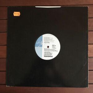 ●【reggae-pop】Pandora / Something's Gone[12inch]オリジナル盤