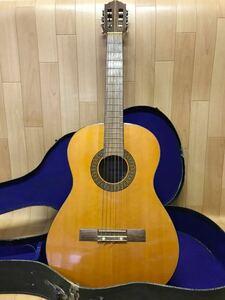 長野発!希少!HAMAMATSU KAWAI KG-403 クラシックギター ハードケース 付き現状品
