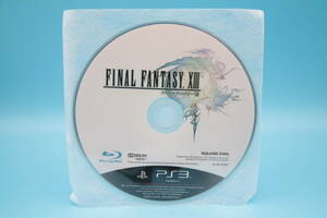 PS3 ソフトのみ ファイナルファンタジーXIII FF13 FFXIII FINAL FANTASY Sony PlayStation 3 PS3 game 629-2