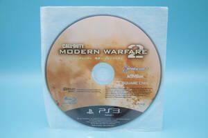 PS3 ソフトのみ コール オブ デューティ モダン・ウォーフェア 2 Call of Duty : Modern Warfare 2 Sony PlayStation 3 PS3 game 629