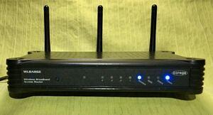 【送料無料】コレガ Corega Wi-Fi 無線LANルーター CG-WLBARGE ジャンク品