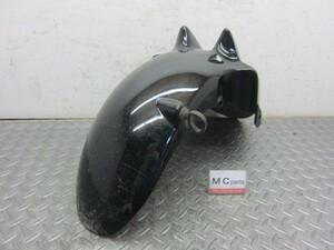 ヤマハ マジェスティ125 LPRSE2210 純正フロントフェンダー 黒 ブラック 割れ無 5CA