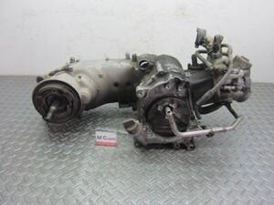 実動 ヤマハ マジェスティ125 LPRSE2210 エンジン本体 5CA-9062**