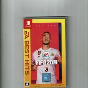 新品未開封 スイッチ switch FIFA 20 Legacy Edition FIFA20 LegacyEdition レガシーエディション