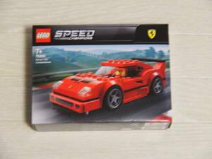 新品◇大人気◇ レゴ LEGO スピードチャンピオン フェラーリ F40 コンペティツィオーネ ◇ 車 飛行機 CITY ニンジャゴー スターウォーズ